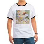 Dancing in the Fairy Fountain Ringer T