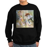 Dancing in the Fairy Fountain Sweatshirt (dark)