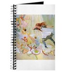 Dancing in the Fairy Fountain Journal