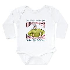 Adventurer League Long Sleeve Infant Bodysuit