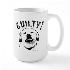 Guilty! Large Mug