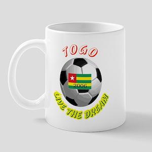 Togo world cup Mug