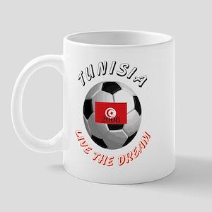 Tunisia world cup Mug