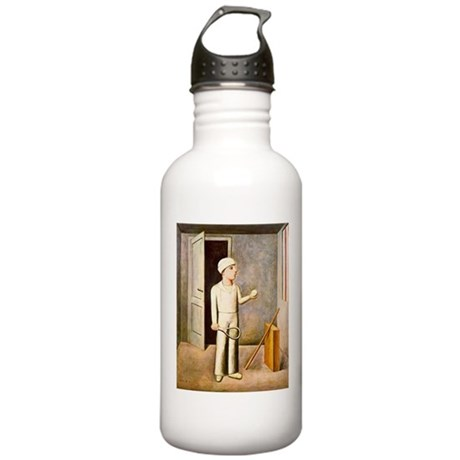 Carlo Carra Vintage Stainless Water Bottle 1.0L