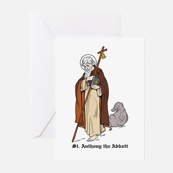St. Anthony Greeting Cards (Pk of 10)