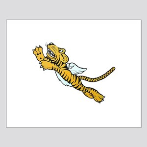 Flying Tiger Small Poster