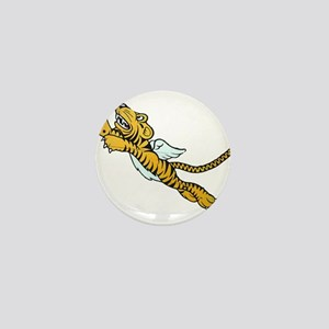 Flying Tiger Mini Button
