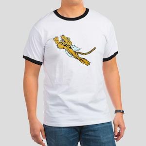 Flying Tiger Ringer T
