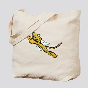 Flying Tiger Tote Bag