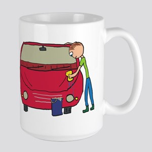 Car Washing Mugs