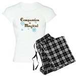 Compassion is Magical Women's Light Pajamas