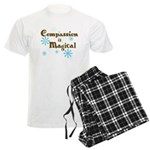 Compassion is Magical Men's Light Pajamas