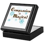 Compassion is Magical Keepsake Box