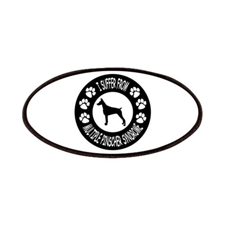 Doberman Pinscher Patches