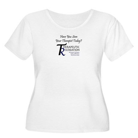 Have You Seen Your Therapist Women's Plus Size Sco