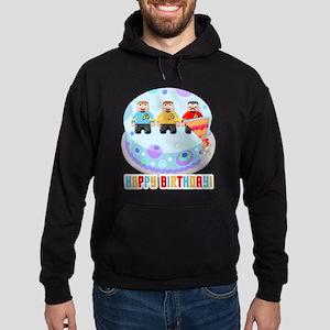 Star Trek Birthday Cake Sweatshirt