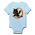Devil cat Infant Bodysuit