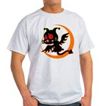 Devil cat Light T-Shirt