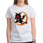 Devil cat Women's T-Shirt
