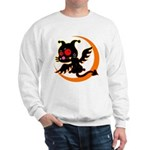 Devil cat Sweatshirt