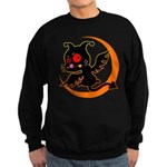 Devil cat Sweatshirt (dark)