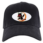 Devil cat Black Cap