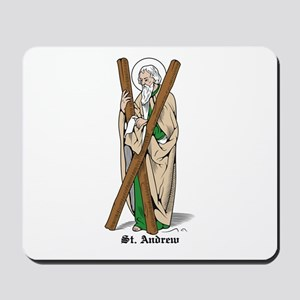 St. Andrew Mousepad