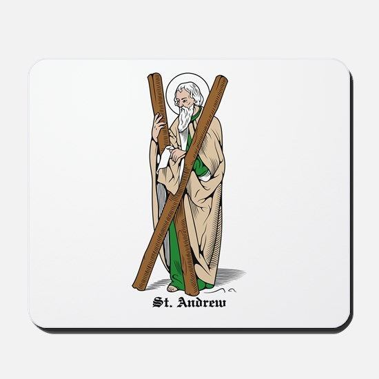 St. Andrew Mousepad