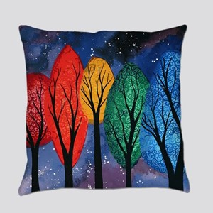 Night Colour Everyday Pillow