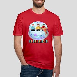 Star Trek Birthday Cake T-Shirt