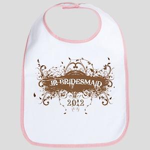 2012 Grunge Jr Bridesmaid Bib