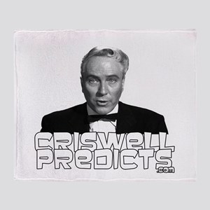 Criswell Predicts Throw Blanket