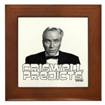 Criswell Predicts Framed Tile