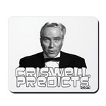 Criswell Predicts Mousepad