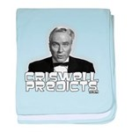 Criswell Predicts baby blanket
