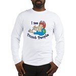 Dumb t-shirts Long Sleeve T-Shirt
