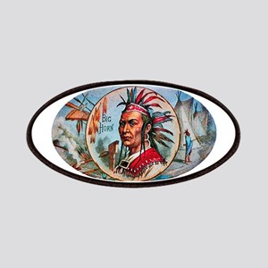 Indian Chief Cigar Label Patches