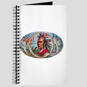 Indian Chief Cigar Label Journal