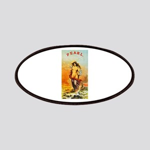 Nude Woman Cigar Label Patches