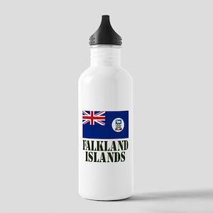 Falklands Badge Water Bottle