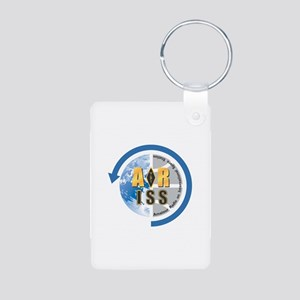 ARISS Aluminum Photo Keychain