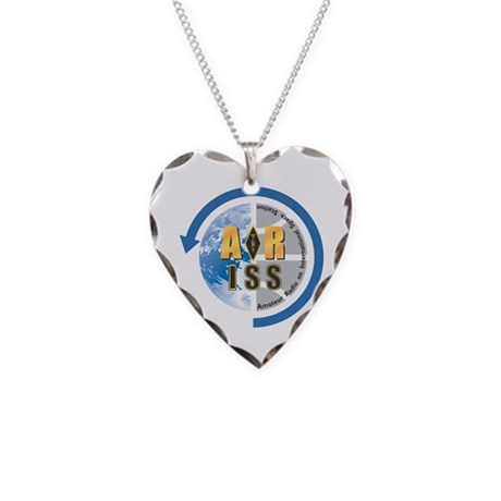ARISS Necklace Heart Charm