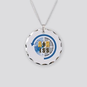 ARISS Necklace Circle Charm
