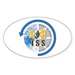 ARISS Sticker (Oval 10 pk)