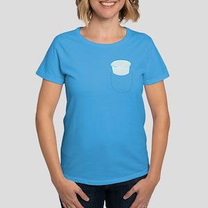 Pocketcup Women's Dark T-Shirt