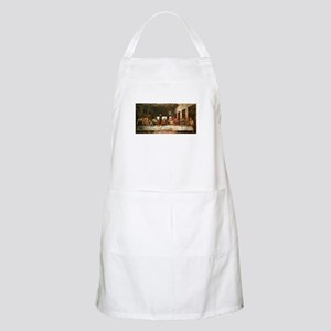 The Last Supper BBQ Apron