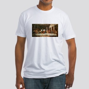 The Last Supper Fitted T-Shirt