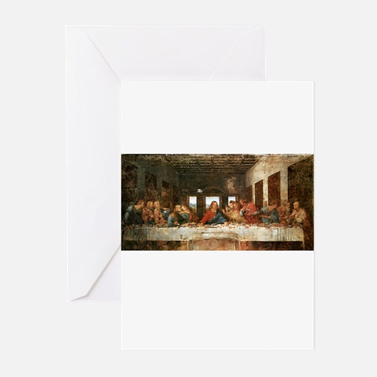 The Last Supper Greeting Cards (Pk of 10)