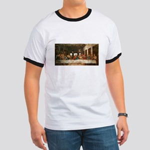 The Last Supper Ringer T