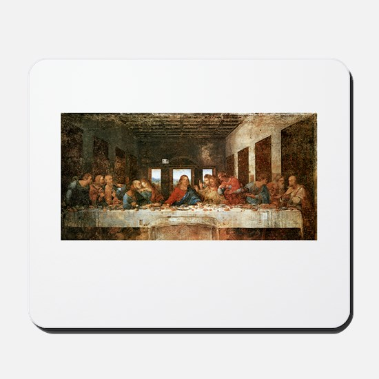The Last Supper Mousepad